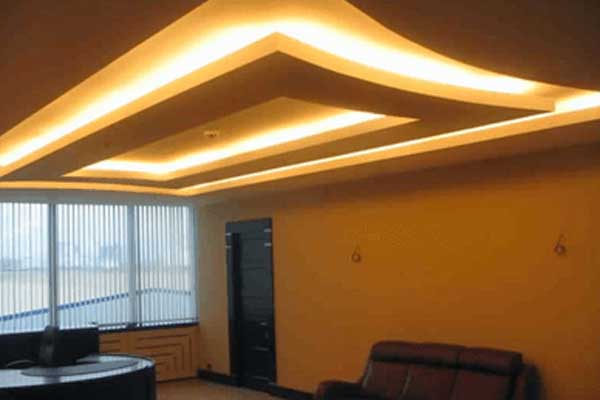 gypsum board suspended ceiling systems