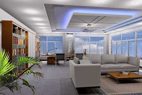 suspended ceiling systems of gypsum board